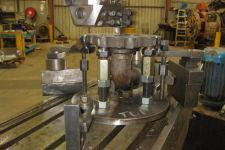 facing-boiler-blow-down-valve-milling