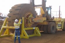 tyre-chain-fitting-system-westate-collecting-wheel-assembly
